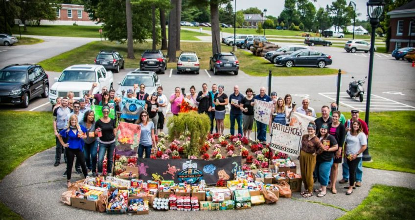 Survivor Challenge Food Drive