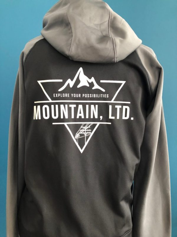 Retro MOUNTAIN Sweatshirt