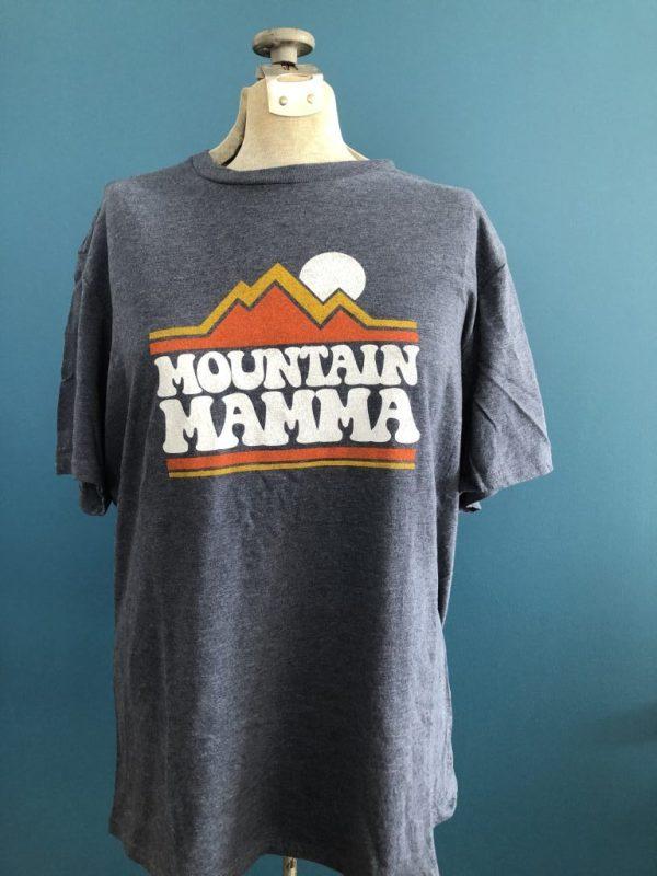 Gray MOUNTAIn Mamma Shirt