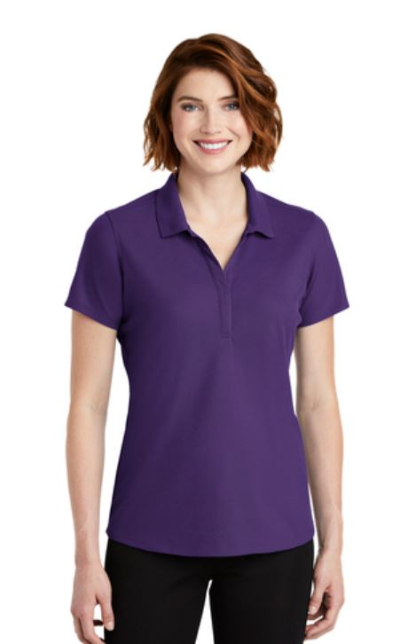 EzPerformance Ladies Front Purple