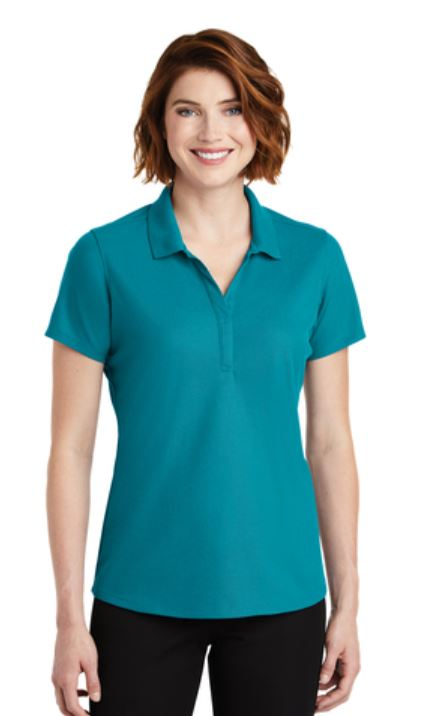EzPerformance Ladies Front Teal