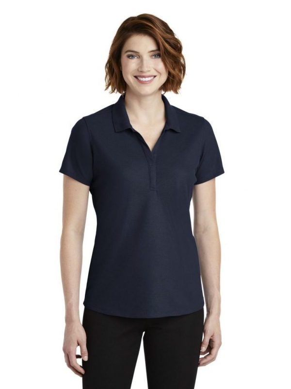 Women's EZPerformance Navy Front
