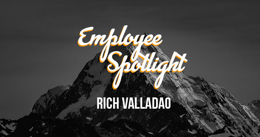 Employee Spotlight - Rich Valladao