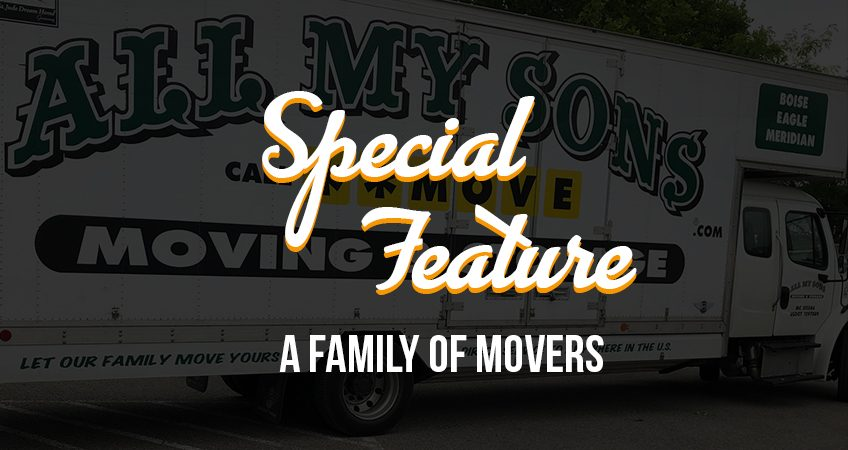 Special Feature - A Family of Movers