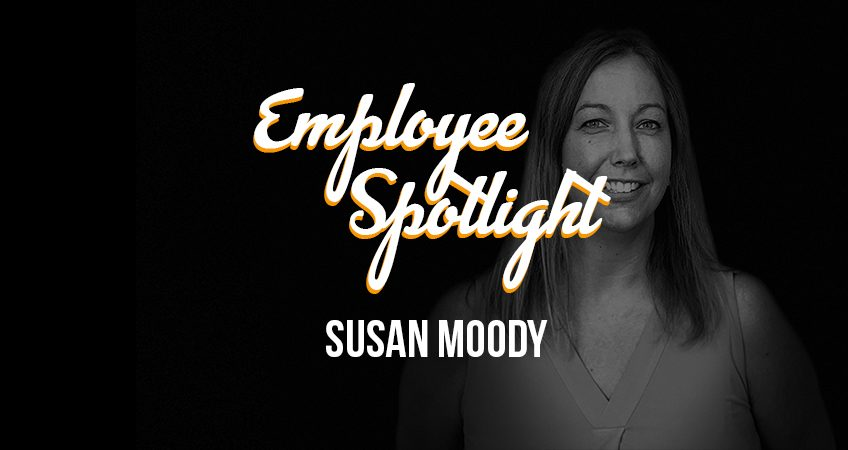 Employee Spotlight - Susan Moody Feature