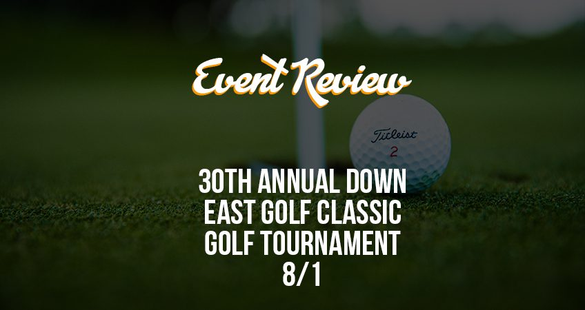 Golf Event Review