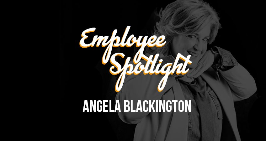 Employee Spotlight - Angela Blackington