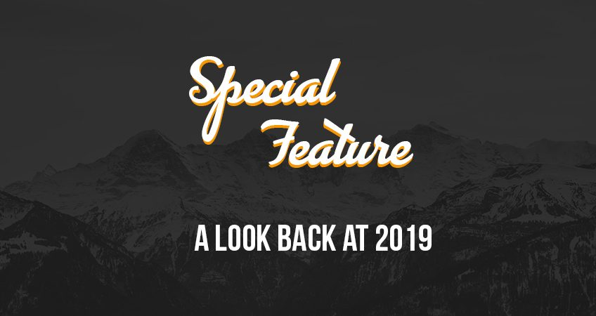 Special Feature - A look back at 2019