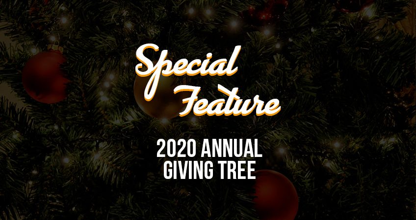 Annual Giving Tree Banner