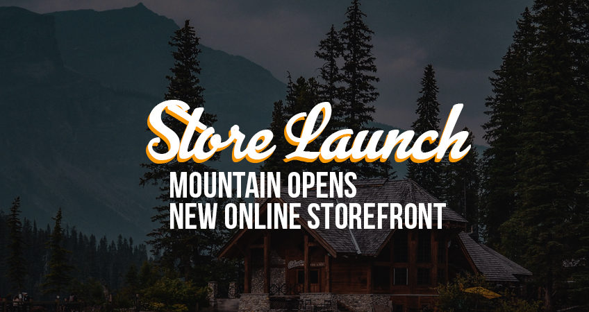 MOUNTAIN Store Launch